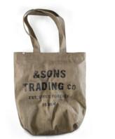 Thumbnail for your product : &SONS Trading Co - Kuroki Mills 11Oz Chambray Tote Bag