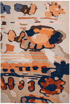 Thumbnail for your product : Tai Ping Home - Allotment Rug - Brown - 120x180cm