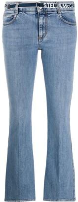 Stella McCartney Low-Rise Cropped Jeans