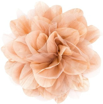 Caffe' D'orzo Floral Tulle Brooch