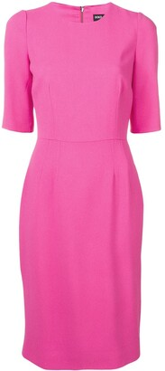 Dolce & Gabbana shortsleeved midi dress