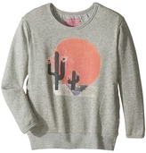 Munster Sunrise Fleece Sweatshirt (Toddler/Little Kids/Big Kids)