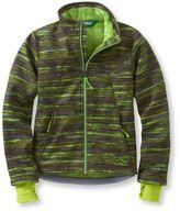 L.L. Bean Boys' Wonderfleece Soft-Shell Jacket, Print