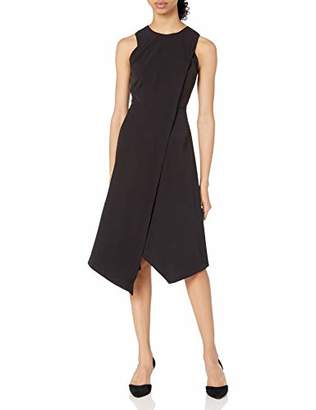 Yoana Baraschi Women's Hyde Park Bi-Stretch Asymmetrical Dress