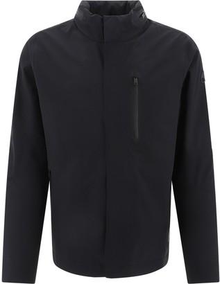 Moose Knuckles Hooded Windbreaker Jacket