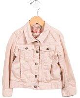 Bonpoint Girls' Denim Jacket