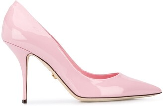 Dolce & Gabbana pointed toe high-heel pumps