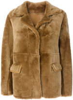 Sylvie Schimmel Teddy coat