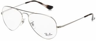 Ray-Ban Women's 0RX 6489 2500 55 Optical Frames