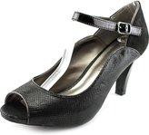 Karen Scott Nadda Women US 9 Peep Toe Heels