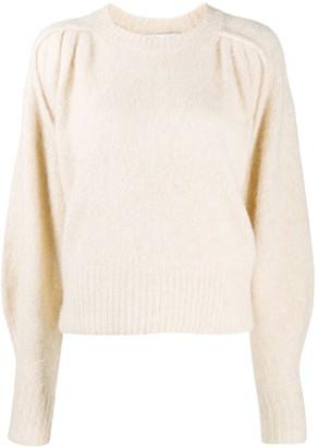 IRO Wilora puff sleeves jumper