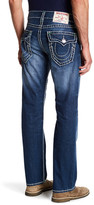 True Religion Straight Flap Jean