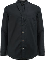 By Walid - tie collar shirt - men - Cotton - S
