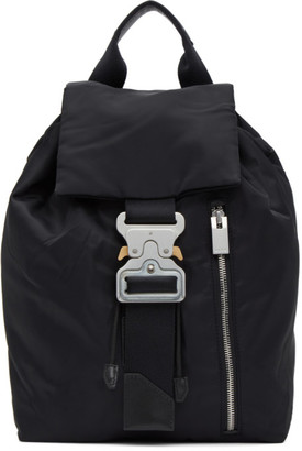 Alyx Black Tank Backpack