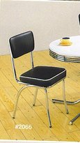 Coaster Home Furnishings Retro Style Chairs Set Of 4
