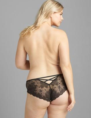 Lane Bryant Lace-Back Cheeky Panty