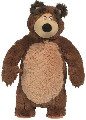 Masha & The Bear Plush Bear 43cm
