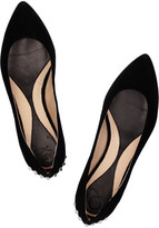 McQ by Alexander McQueen Studded suede flats