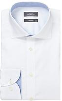 John Lewis Royal Oxford Tailored Fit Shirt, White