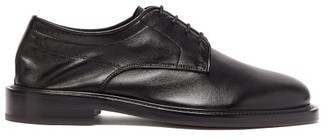 Lanvin Nappa-leather Oxford Shoes - Mens - Black