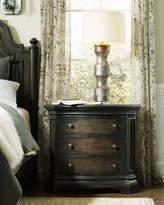 Hooker Furniture Annibelle 3-Drawer Nightstand