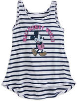 Disney Walt World Mickey Mouse Collegiate Tank Top for Girls