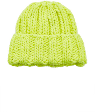 CLYDE Folded Knit Wool Hat