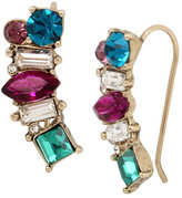 Betsey Johnson Mystic Baroque Crawler Earrings