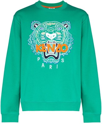 Kenzo Classic Tiger logo sweatshirt