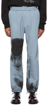 Undercover Blue A Clockwork Orange Alex Print Lounge Pants