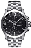 Tissot Men's Prc200 Automatic Chronograph Bracelet Watch, 43Mm