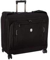 Victorinox Werks Traveler 6.0 Deluxe Wheeled Garment Bag (Black) Luggage