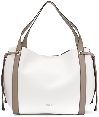DKNY Lopez large leather tote