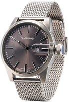 English Laundry Men's Watch EL7596GY236-328 Steel, Dial, Mesh Bracelet