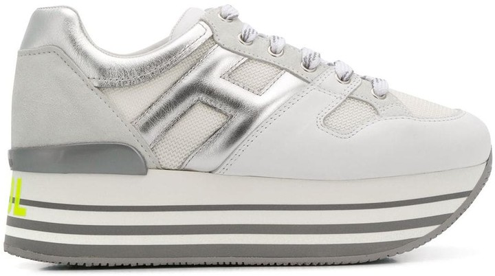 Hogan Maxi platform sneakers