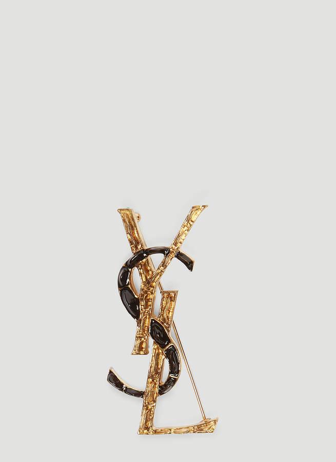 5304ce59a64 Saint Laurent Brooches & Pins For Women - ShopStyle Australia