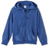 Petit Bateau Boys hooded sweatshirt