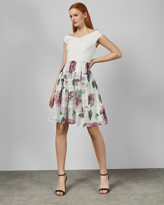 Ted Baker LICIOUS Magnificent Bardot dress
