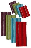 Nobrand No Brand Buon Appetito Heavyweight Dishtowel Set - Multi-Colored