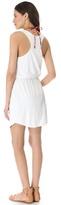 Shoshanna Cover Up Tank Dress