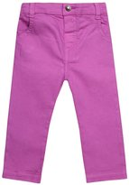 Jo-Jo JoJo Maman Bebe Twill Slim Fit Jeans (Toddler/Kid)-Orchid-4-5 Years