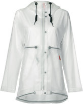 Hunter vinyl smock transparent coat
