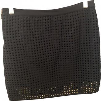 Gat Rimon Black Polyester Skirts