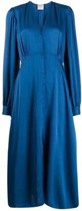 Forte Forte long sleeve midi dress