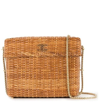 Chanel Pre-Owned Basket shoulder bag