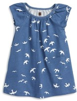 Tea Collection Infant Girl's Kookaburra Flutter Dress