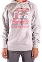 Franklin & Marshall Men's Grey Cotton Sweatshirt.