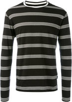 Paul Smith striped longsleeved T-shirt - men - Cotton - S