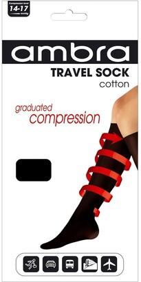 Ambra Knee Hi Travel Sock