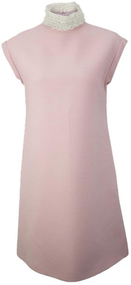 Christian Dior Pink Wool Dresses